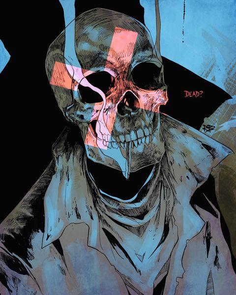 Смерть, отчаяние и немного Bloodborne: арт Роба Бойера