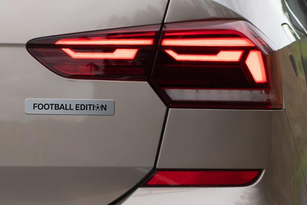 Volkswagen представил футбольную версию Polo