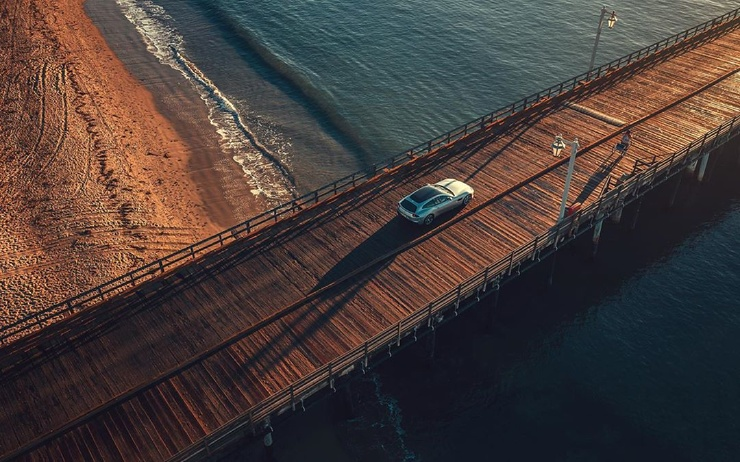 Классные автомобили на снимках Ричарда Пардона