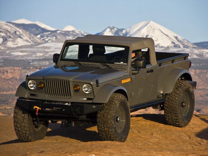 10 необычных Jeep