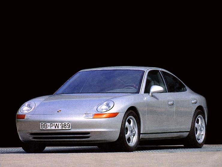 10 необычных Porsche