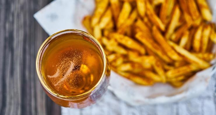 Правда ли, что от алкоголя толстеют