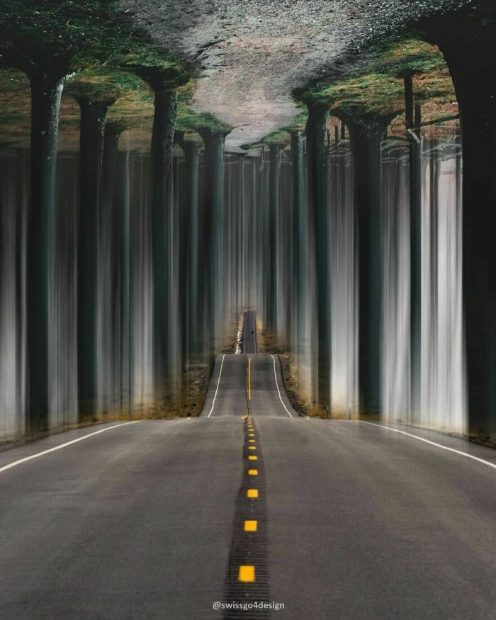 Загадочные сюрреалистические фотоманипуляции