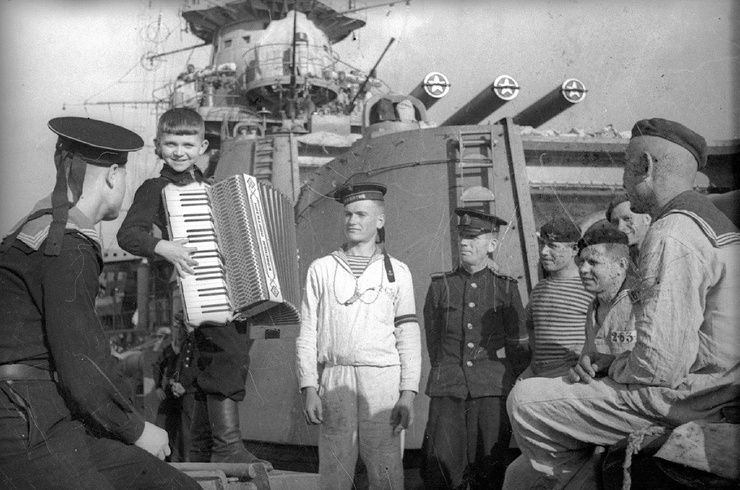 15 атмосферных фото Советского Крыма