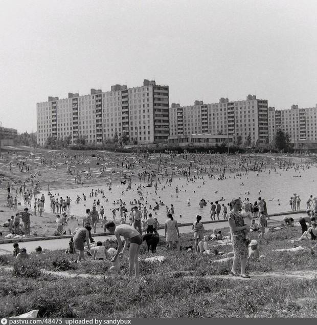 Как спасались от жары в СССР (ностальгическая галерея)