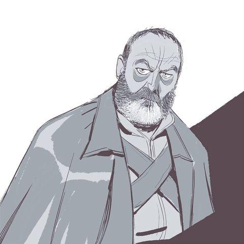 Забавные шаржи Джеймса Кастильо