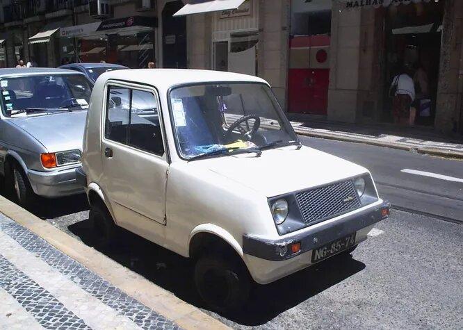 10 португальских автомобилей, о существовании которых вы и не подозревали