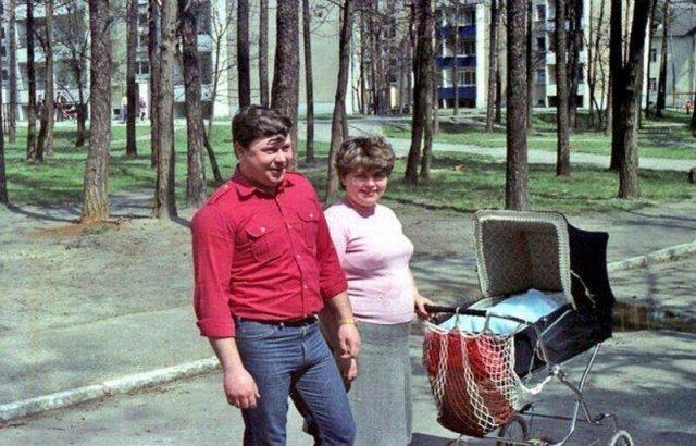 Времена, которые не вернуть: фотографии из СССР, навевающие воспоминания