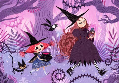 Мир волшебной сказки: иллюстрации Дэвида Листона