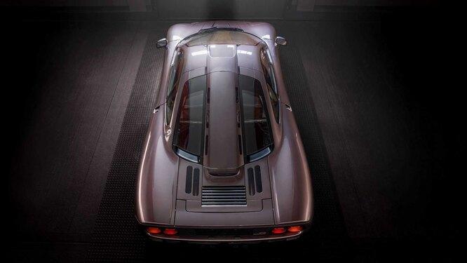 Самый дорогой автомобиль в мире: McLaren F1 установил рекорд 2021 года