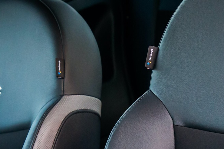 Fiat представил линейку автомобилей Hey Google