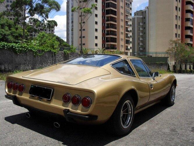 Bianco: бразильский суперкар, которому не повезло