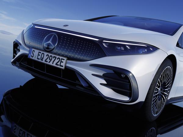 Mercedes-Benz представил электрический S-класс, который вообще не похож на Mercedes-Benz