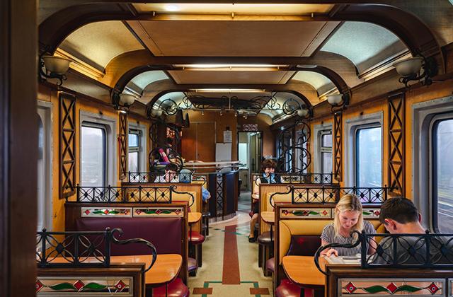 РЖД планируют убрать из поездов вагоны-рестораны
