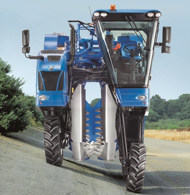 Колоссальные промышленные машины современности: часть 2