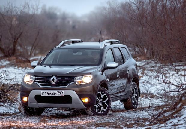 Новый Renault Duster — бронебойный для корейских захватчиков