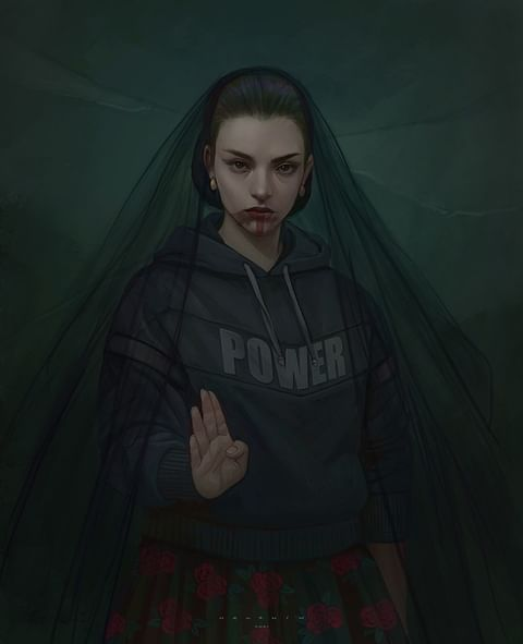 Томные дамы Ильи Озорнина