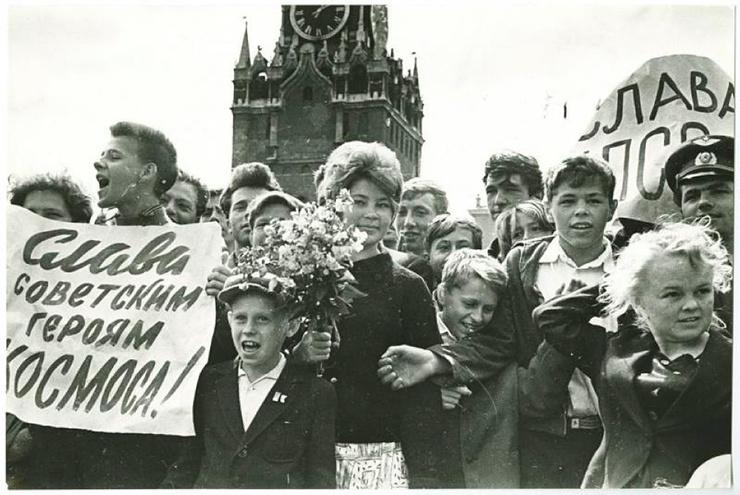 Какой была Россия в 1961 году