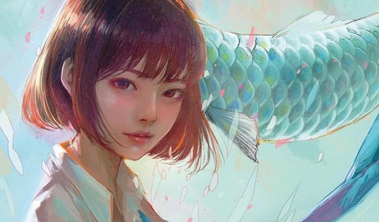 Меланхоличные красотки художника Ватабоку