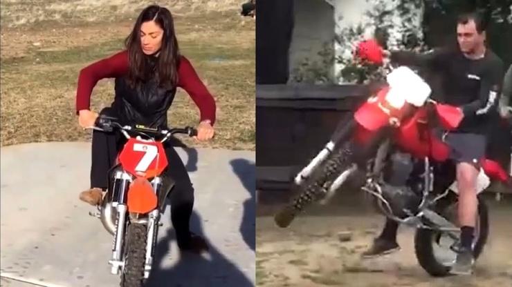 Подборка фейлов на мотоциклах