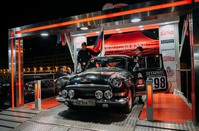 Душа Монако: как русские «Волги» покоряли европейские трассы