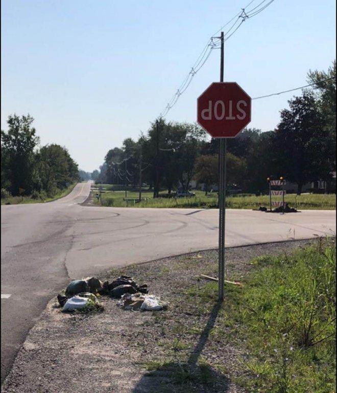 Забавные дорожные знаки