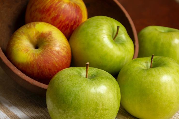 Сколько яблок можно съедать в день?