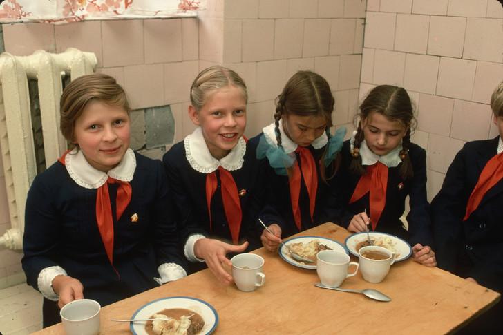 Краткая история школьной формы в СССР