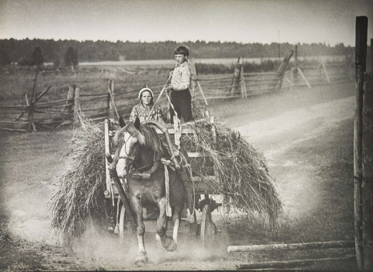 Жизнь советских людей на снимках Бориса Михалевкина