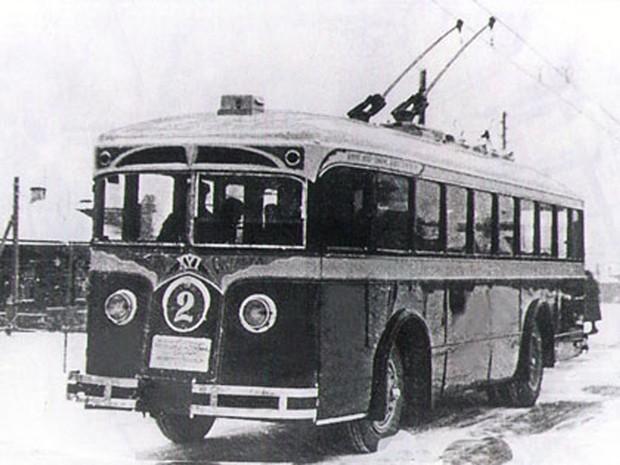 8 необычных троллейбусов, которые сломали шаблон