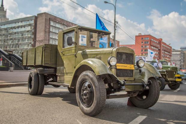 Советские автомобили, не украденные у Запада