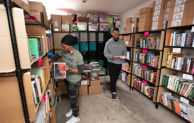 Чернокожие бизнесмены испытали настоящий бум заказов после погромов со стороны BLM