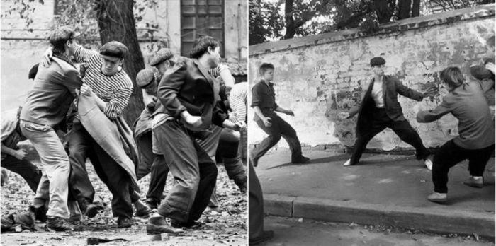 Какими были хулиганы в СССР